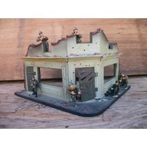 Tm.diorama Militar Incluye 6 Soldiers!