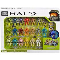 Jh Mega Bloks, Halo, Exclusive Spartan Tribute Set (97520)