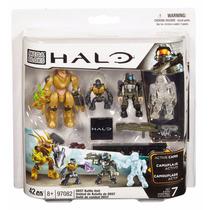Jh Halo Mega Bloks Set #97082 Odst Battle Pack