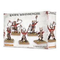 Wrathmonger Khorne Caos Warhammer Fantasy Games Workshop