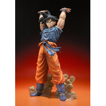 Jh Bandai Tamashii Nations Figuartszero Son Goku Spirit Bomb