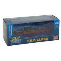 Modelo Submarino - Clase Plan De Kilo 1:350 Fácil Subs Plá