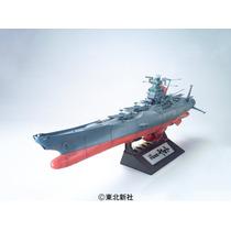 Tb Buque De Guerra Bandai Space Battleship Yamato 1:500