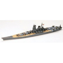 Tb Buque De Guerra Tamiya 31113 1/700 Japanese Yamato