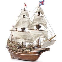 Barco Occre Galeon Hms Revenge 1/85 Madera Armar/ Constructo