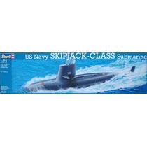 Submarino U.s. Navy Skipjack.class Esc.1/72 Revell Nuevo!