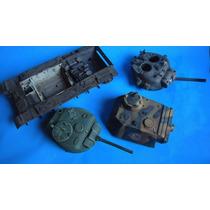 Modelismo Pedacería De Tanques Escala 1/16 Y 1/18