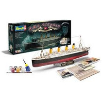 Barco Rms Titanic 100 Aniversario Esc. 1/400 Revell Nuevo!