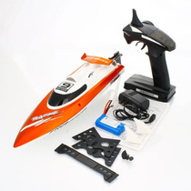 Bote Barco Carreras A Control Remoto Feilun Ft009 2.4g, 4 Ch