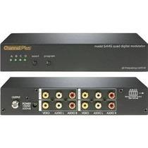 Modulador Digital De Audio Channel Plus 5445 Quad