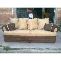 Sofa Modelo Candry,exelente Calidad, Somos Fabricantes!!!