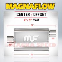 Kit De Silenciadores Magnaflow Para Ford Fusion 07-12