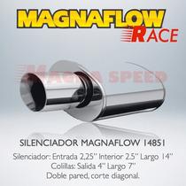 Silenciador Con Colilla Magnaflow 14851 Race Máximo Flujo