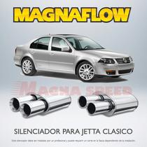 Silenciador Mofle Magnaflow Con Colilla Para Jetta Clasico