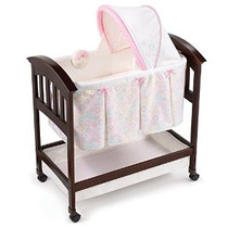 Summer Infant Classic Comfort Madera Cuna Bedtime Flor