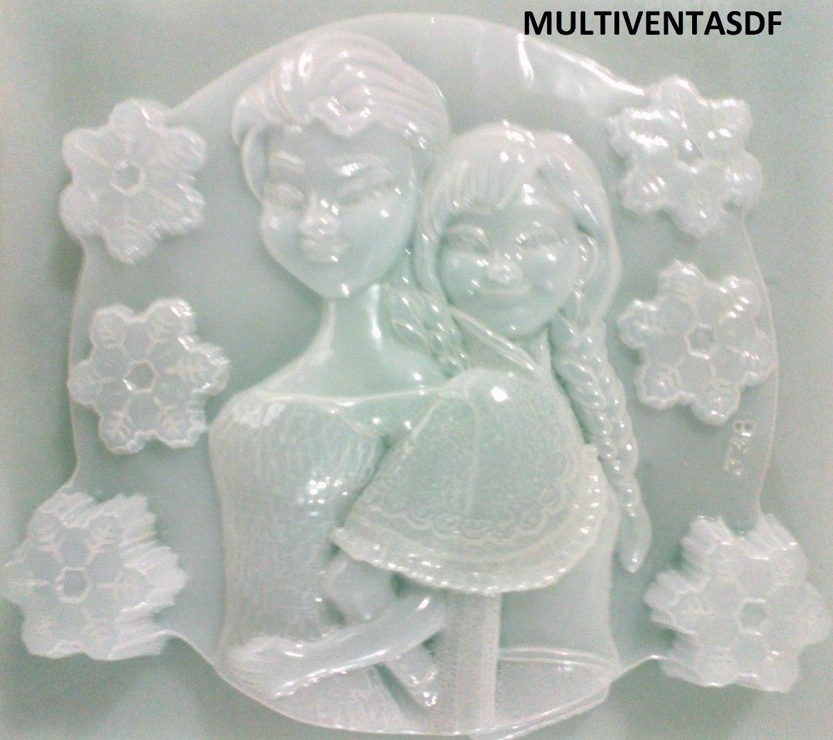 Molde jumbo para gelatina figura frozen car interior design - Moldes para gelatina ...