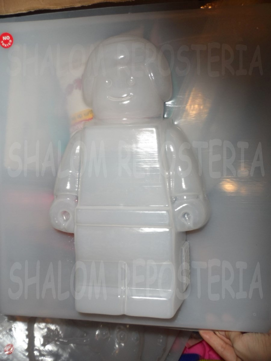 Pin molde jumbo para gelatina bebe dormido baby shower - Moldes para gelatina ...