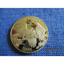 Aguila Calva Moneda De 5.00 Us
