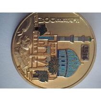 Rara Medalla Guerra Irak Libertad Caida Sadam Husseim 2003