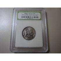 25 Centavos De Dollar 2006 D