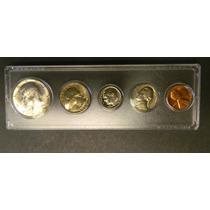 Cumpleaños 1968 Monedas De Plata Estados Unidos Kennedy Fha