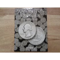 Album Coleccionador Washington Quarter 1948 - 1964