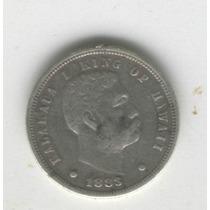 Super Ganga, 10 Centavos Hawaii Año 1883