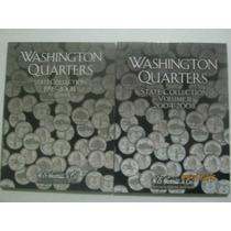 Album´s Colecionadores De Cuartos De Dollar De Los Estados