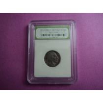 5 Centavos Bufalo Usa 1919 S Ceca San Francisco