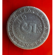 Moneda De Cinco Centavos De 1906 Y Moneda Cinco Cent.de 1937