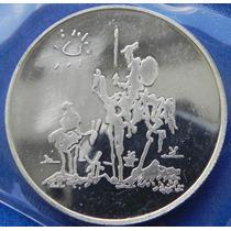 Medalla Seguros Gnp 100 Anversario Plata Ley 900
