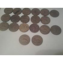 Monedas .20 Centavos Desde El 43 Hasta El 73