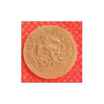 2 Centavos 1915 Moneda Tetela Del Oro Y Ocampo Puebla - Bbf