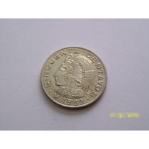 Se Vende Un Lote De 14 Monedas De 50 Centavos