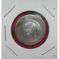 Moneda Prueba Maximiliano De Cospel 1884 Mexico Plata