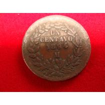 Moneda De Un Centavo 1894