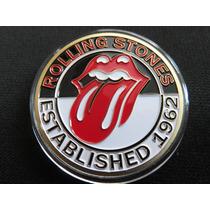 Moneda Medalla Rolling Stones