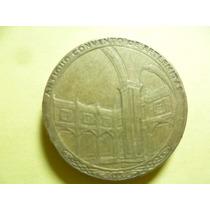 Medalla De El Antiguo Convento De Betlemitas.