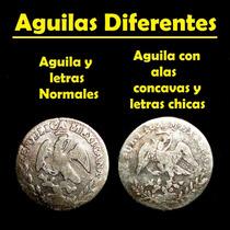 1 Real 1841 Go Letras Chicas, Alas Concavas, Gorro Dsitinto