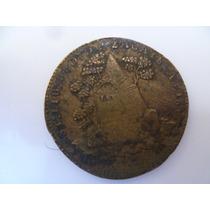 Antigua Moneda De 1/4 De R, 1832 Zacatecas.