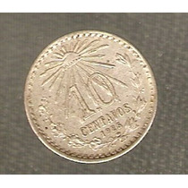 10 Cvs Plata 0.720- 1925