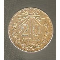 20 Cvs Plata 0.720-1942