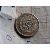 Moneda De 5 Centavos, Año 1890, Como Aparece En Las Fotos
