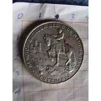 Medalla De Plata Del 5 De Mayo, Centenario
