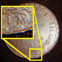 5 Centavos 1915 Tm Teofilo Monroy Oaxaca Cobre Revolucion