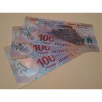 Billetes Conmemorativos De Independencia Y Revolucion