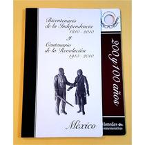 Coleccionador De Monedas Bicentenario De La Independencia