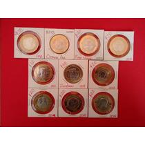 Colección Monedas 20 Veinte Pesos Hidalgo, Belisario Zacate