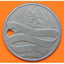 Medalla Mexico Militar Epoca Porfirio Diaz Plata