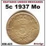 5 Cent 1937 Mo